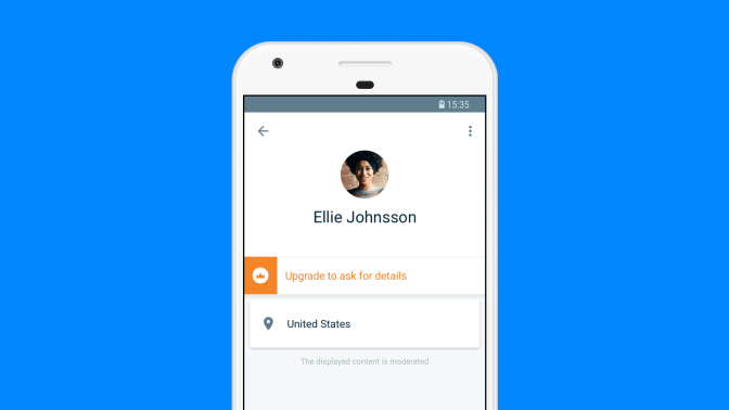Name Search in Truecaller