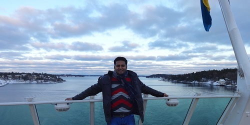 Staff Spotlight: Hello, Pradeep!