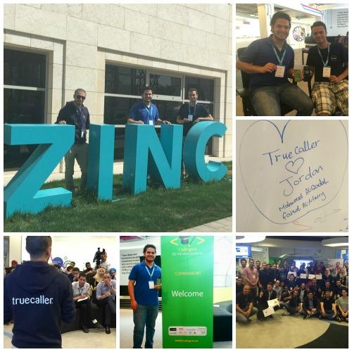 Truecrew Attends CodingWiz Hackathon in Jordan!