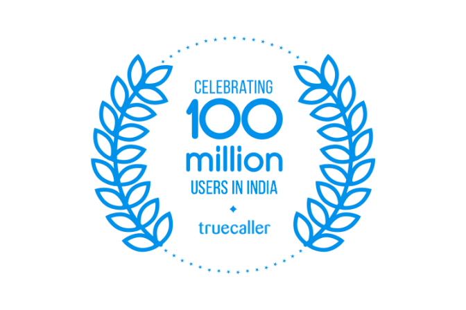 Truecaller Scores a Century on Indian Turf