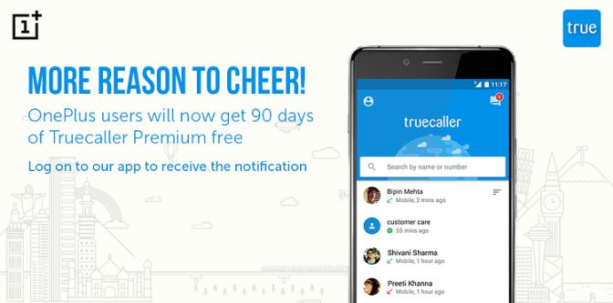 OnePlus Users Get 90 Days Free Premium!