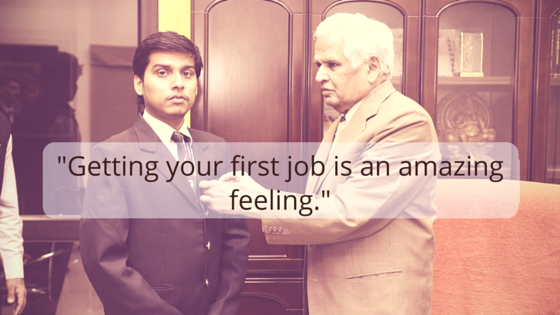 True Stories: The Art of Getting Your First Job