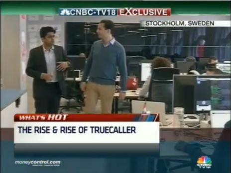 CNBC-truecaller