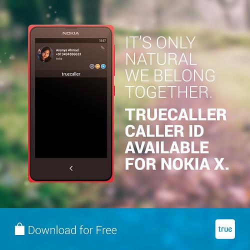 NokiaX-Truecaller