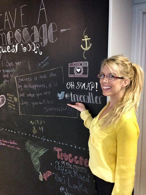 Truecaller's One-Woman Team Behind Social Media