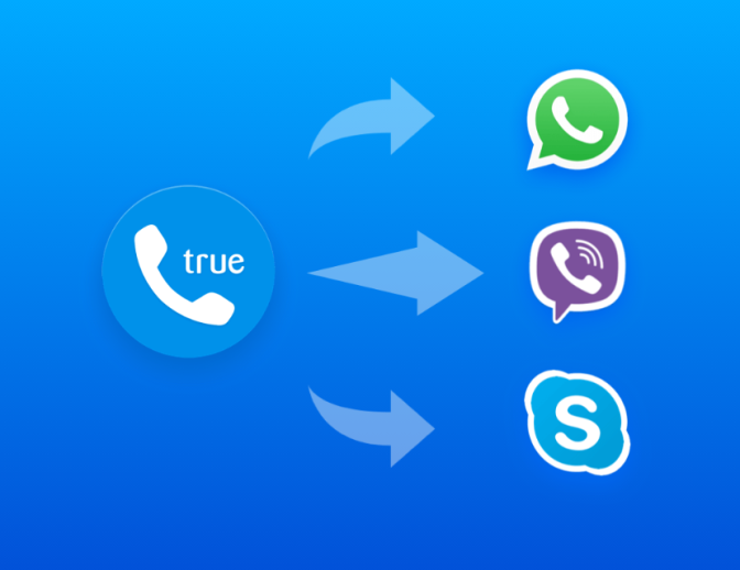 Update Truecaller to make it even easier to stay in touch with family and friends.