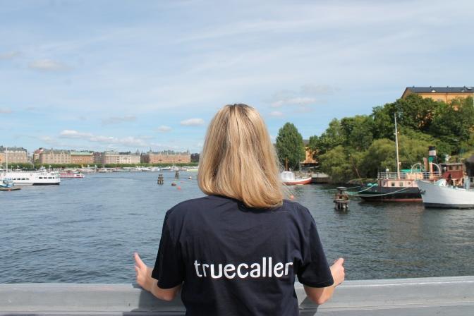 Truecaller in 2017