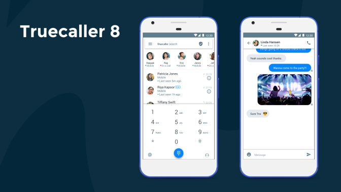 Stay Ahead with Truecaller 8