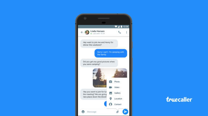 Truecaller Adds MMS, New Ringtones, and More!
