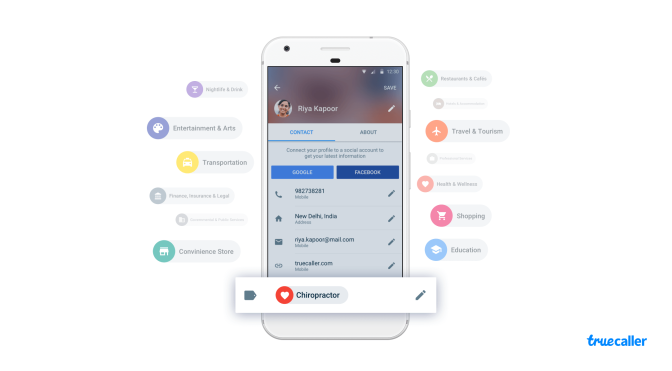 Improved Tagging System in Truecaller