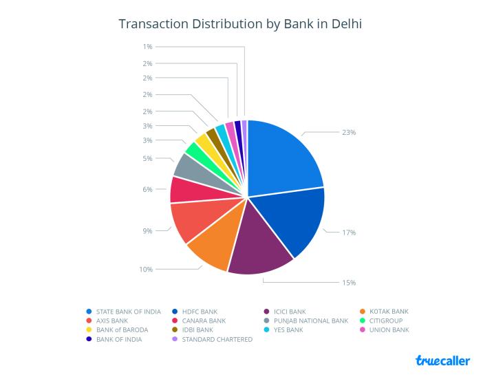 2. Transaction Distribution - Delhi