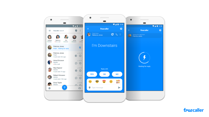 Truecaller Solves Cluttered OTP Messages & Improves Flash